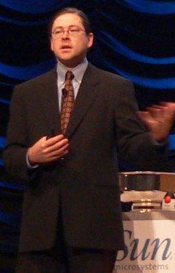 Sun CEO Jonathan Schwartz