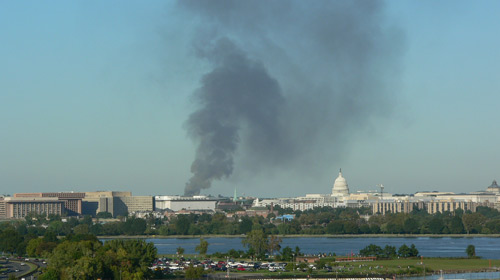 Fire Over DC 1